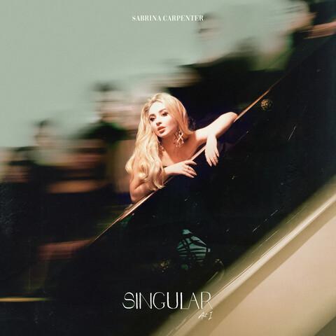 √SINGULAR - ACT 1 von Sabrina Carpenter - CD jetzt im Subway To Sally Shop