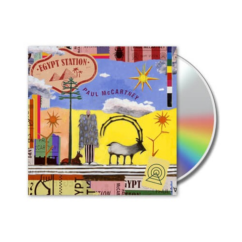 Egypt Station von Paul McCartney - CD jetzt im Subway To Sally Shop