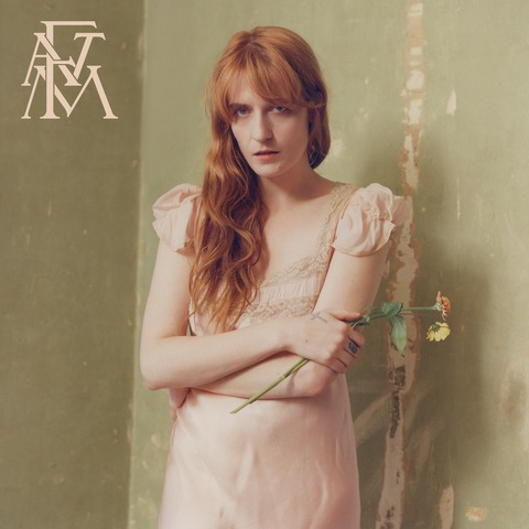 High As Hope (Yellow Ltd. Edt.) von Florence + the Machine - LP jetzt im Subway To Sally Shop
