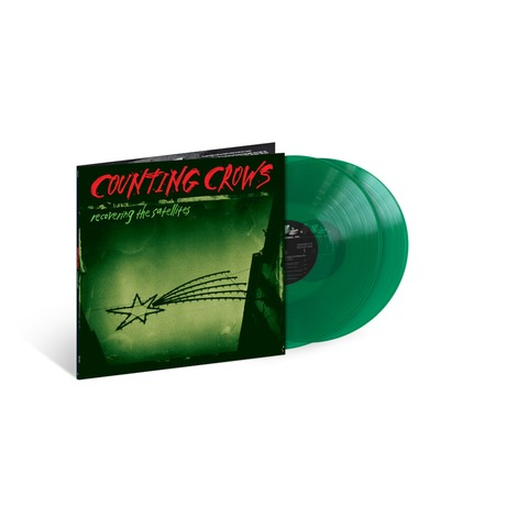 Recovering The Satellites (Limited Coloured 2LP) von Counting Crows - LP jetzt im Subway To Sally Shop