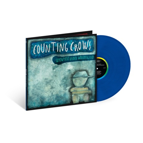 Somewhere Under Wonderland (Limited Coloured LP) von Counting Crows - LP jetzt im Subway To Sally Shop