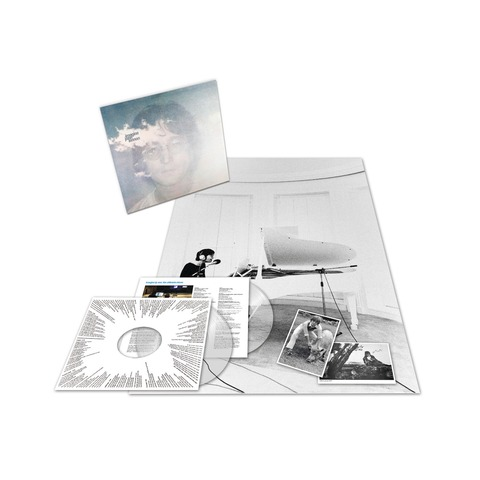 Imagine - The Ultimate Collection (Ltd. Clear 2LP) von John Lennon - LP jetzt im Subway To Sally Shop