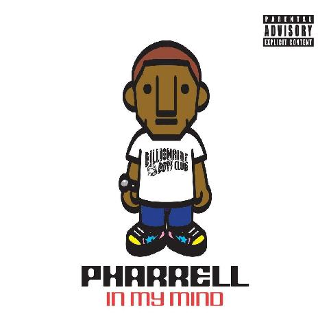 In My Mind (Ltd. Blue Vinyl) von Pharrell - LP jetzt im Subway To Sally Shop