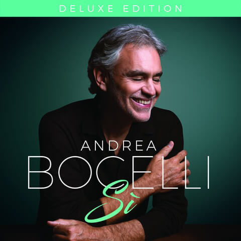 √Si (Deluxe Edition) von Andrea Bocelli - CD jetzt im Subway To Sally Shop
