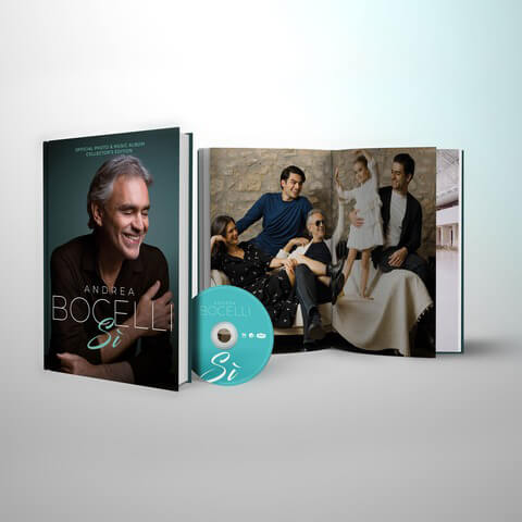 √Si (Excl. Bocelli Table Book) von Andrea Bocelli -  jetzt im Subway To Sally Shop