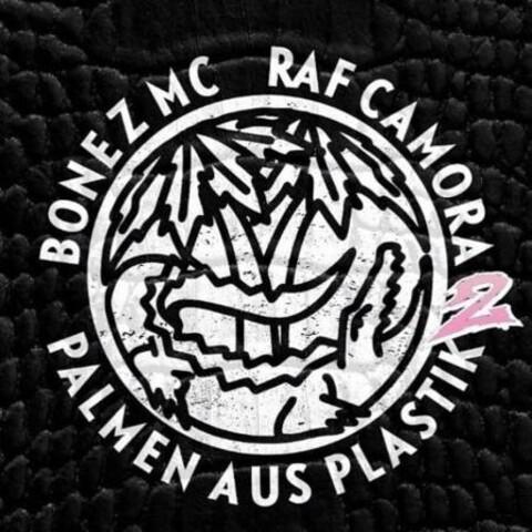 √Palmen aus Plastik 2 von Bonez MC & RAF Camora - CD jetzt im Subway To Sally Shop