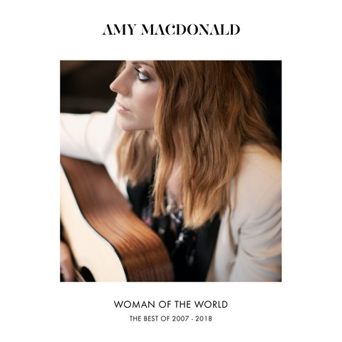 Woman Of The World: The Best Of Amy Macdonald von Amy Macdonald - LP jetzt im Subway To Sally Shop