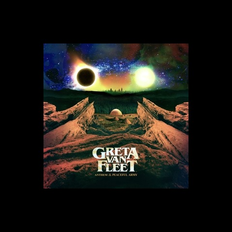 Anthem of the Peaceful Army von Greta Van Fleet - LP jetzt im Subway To Sally Shop