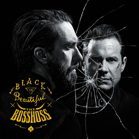 Black Is Beautiful von The Bosshoss - LP jetzt im Subway To Sally Shop
