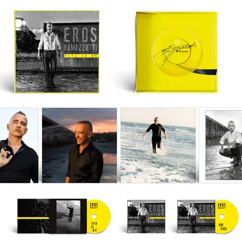 √Vita ce n'e (Super Deluxe Box) von Eros Ramazzotti - CD jetzt im Subway To Sally Shop