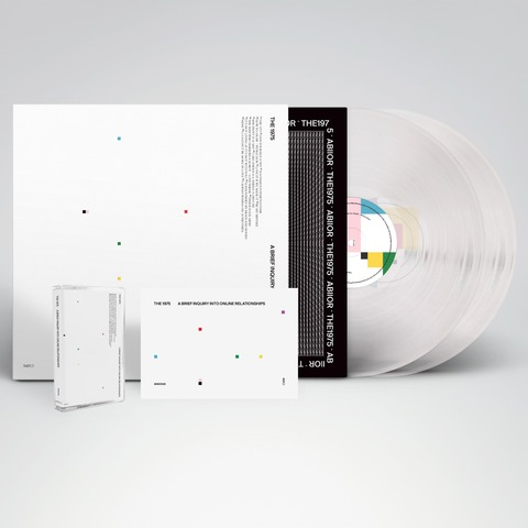 A Brief Inquiry Into Online Relationships (Vinyl Bundle) von The 1975 - LP jetzt im Subway To Sally Shop