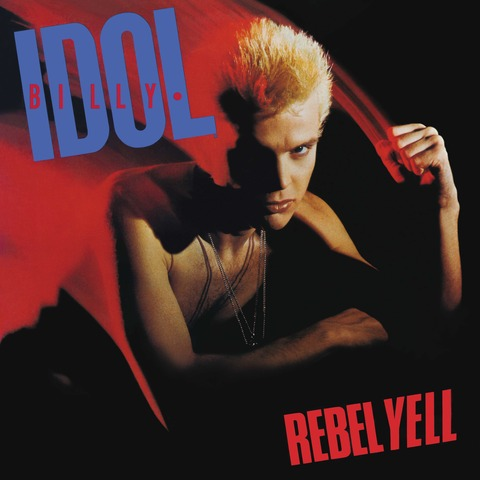 Rebel Yell (Ltd. Transparent Blue Vinyl) von Billy Idol - LP jetzt im Subway To Sally Shop