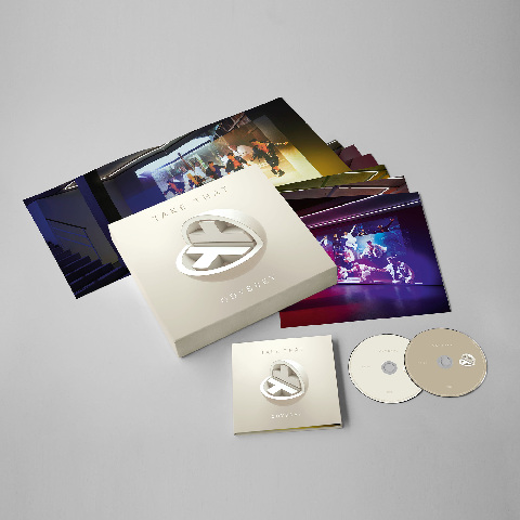 Odyssey (Limited Edition Box) von Take That - CD jetzt im Subway To Sally Shop