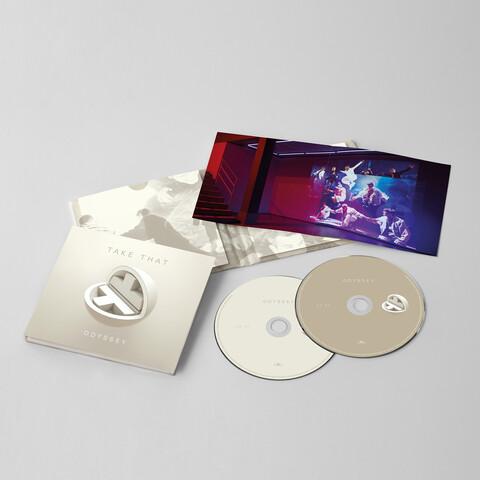 √Odyssey (Deluxe) von Take That - CD jetzt im Subway To Sally Shop