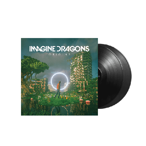 Origins (2 LP) von Imagine Dragons - LP jetzt im Subway To Sally Shop