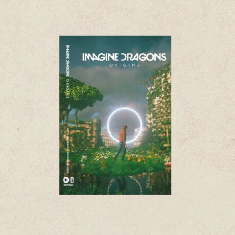 Origins (Cassette) von Imagine Dragons - LP jetzt im Subway To Sally Shop