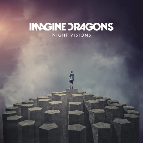 Night Visions (Limitierte Coloured Vinyl Re-issue) von Imagine Dragons - LP jetzt im Subway To Sally Shop