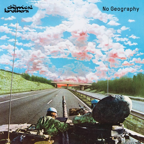 No Geography von The Chemical Brothers - CD jetzt im Subway To Sally Shop