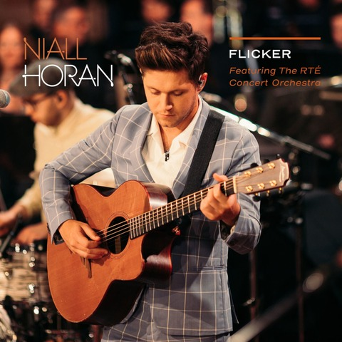 Flicker Featuring THE RTE Concert Orchestra von Niall Horan - CD jetzt im Subway To Sally Shop