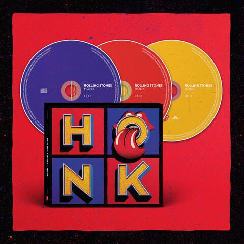 √Honk (3CD) von The Rolling Stones - CD jetzt im Subway To Sally Shop
