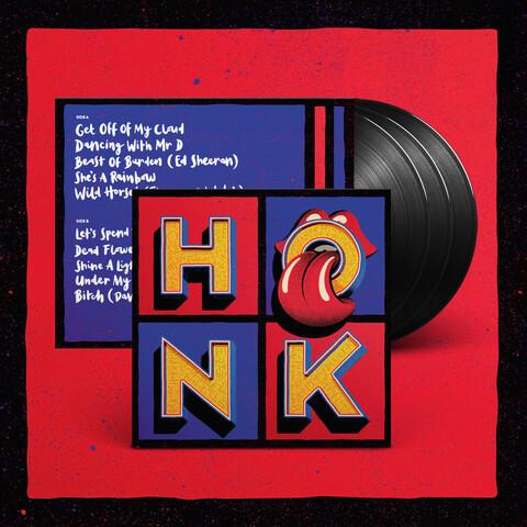 √Honk (3LP) von The Rolling Stones - LP jetzt im Subway To Sally Shop