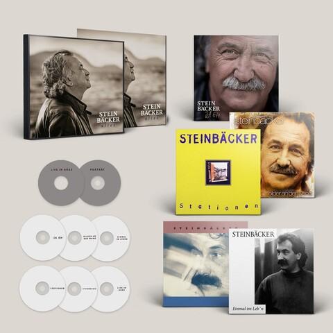 √alles (Super-Premium-Box) von Gert Steinbäcker - LP jetzt im Subway To Sally Shop