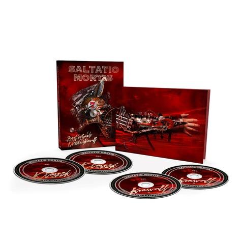 √Brot und Spiele - Klassik & Krawall (Ltd. Deluxe) von Saltatio Mortis - CD jetzt im Subway To Sally Shop
