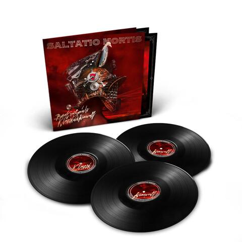 √Brot und Spiele - Klassik & Krawall (Ltd. Edt.) von Saltatio Mortis - LP jetzt im Subway To Sally Shop