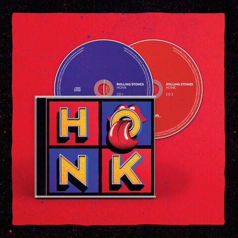 √Honk von The Rolling Stones - CD jetzt im Subway To Sally Shop
