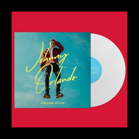 Teenage Fever (White LP) von Johnny Orlando - LP jetzt im Subway To Sally Shop