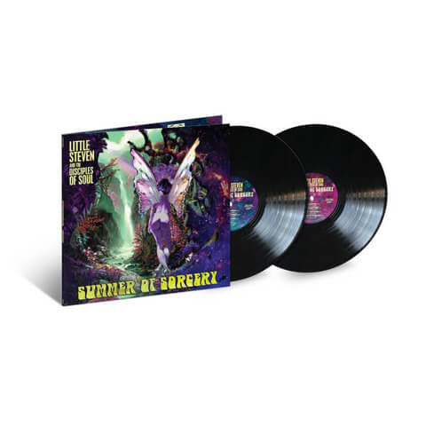 Summer Of Sorcery von Little Steven & The Disciples Of Soul - LP jetzt im Subway To Sally Shop