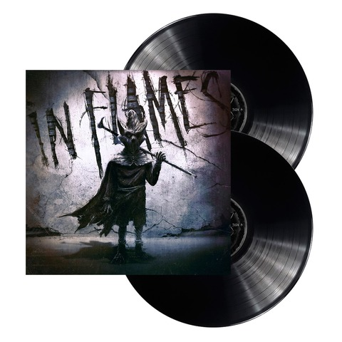 I, The Mask (Black Vinyl) von In Flames - LP jetzt im Subway To Sally Shop