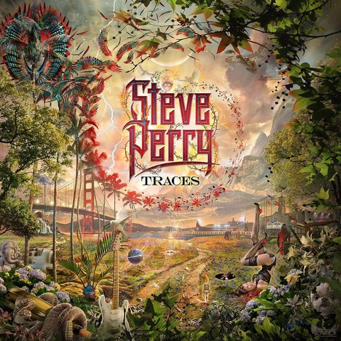 √Traces (Excl. Ltd. Deluxe) von Steve Perry - CD jetzt im Subway To Sally Shop