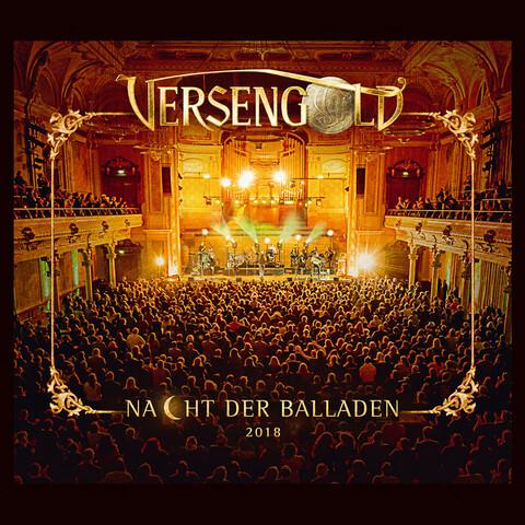 √Nacht der Balladen 2018 (Live-Doppelalbum) von Versengold - CD jetzt im Subway To Sally Shop