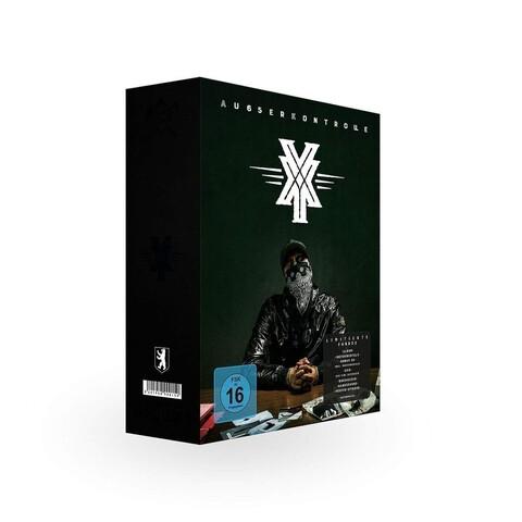 √XY (Limitierte Fanbox mit signiertem Item) von AK Ausserkontrolle - CD jetzt im Subway To Sally Shop