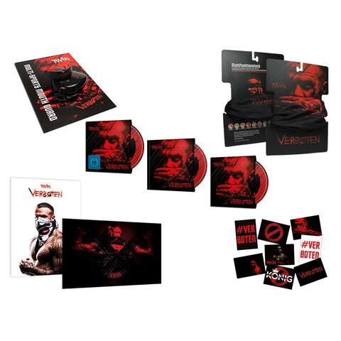 √Verboten (Ltd. Fanbox) von Twin - CD jetzt im Subway To Sally Shop