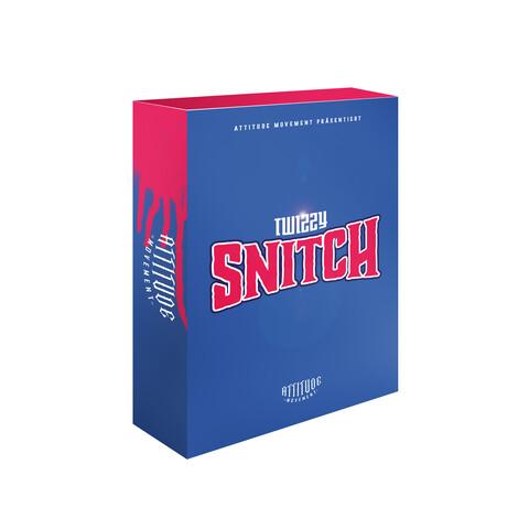 √Snitch (Ltd. Deluxe Box) von Twizzy - CD jetzt im Subway To Sally Shop