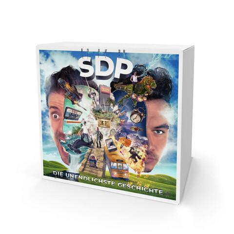 √Die Unendlichste Geschichte (Limited Ultra Fan Edition) von SDP - CD jetzt im Subway To Sally Shop