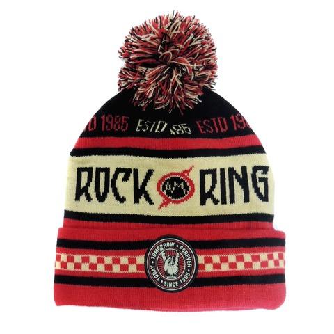 √Logo von Rock am Ring Festival - Hockey Beanie jetzt im Subway To Sally Shop