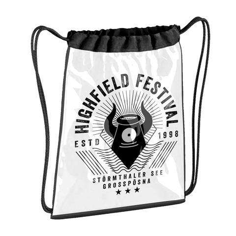√Mascot Logo von Highfield Festival - Gym Bag jetzt im Subway To Sally Shop