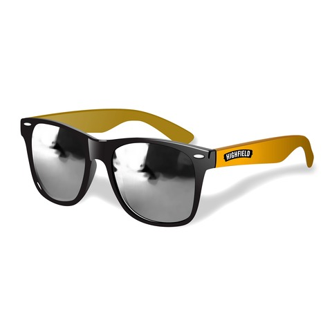 √Logo von Highfield Festival - Sonnenbrille jetzt im Subway To Sally Shop