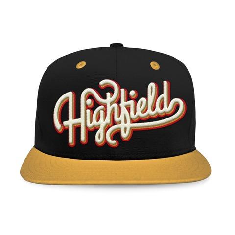 √Written Logo von Highfield Festival - Cap jetzt im Subway To Sally Shop