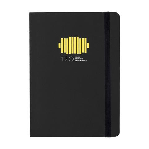 √120 Jahre Jubiläum von Deutsche Grammophon - Note book jetzt im Subway To Sally Shop