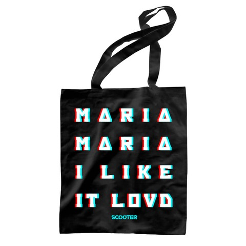 Maria I Like It Loud von Scooter - Record Bag jetzt im Subway To Sally Shop