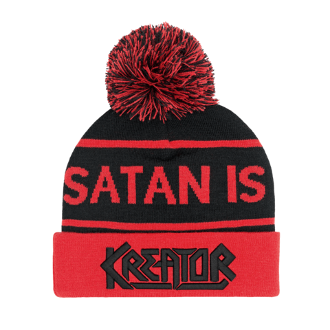 Satan Is Real von Kreator - Hockey Beanie jetzt im Subway To Sally Shop