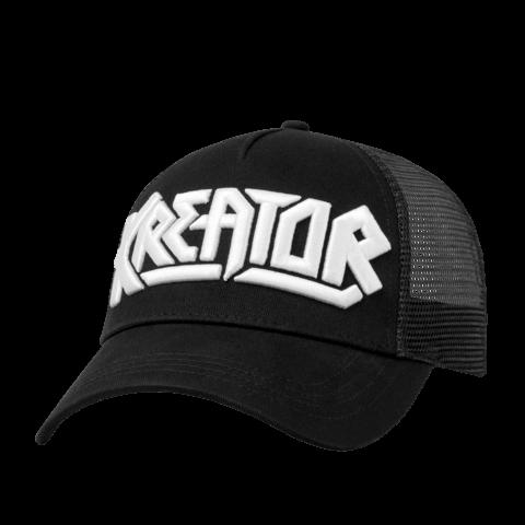 √White Logo von Kreator - Mesh Cap jetzt im Subway To Sally Shop