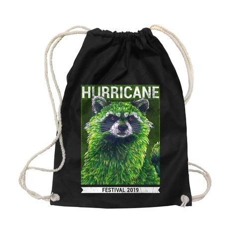 √Early Racoon von Hurricane Festival - Sports bag jetzt im Subway To Sally Shop