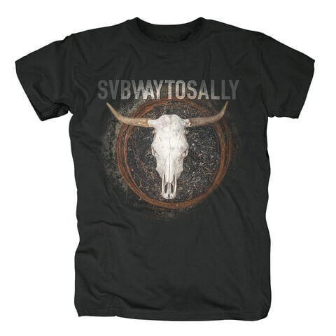 √Bull In The Woods von Subway To Sally - T-Shirt jetzt im Subway To Sally Shop