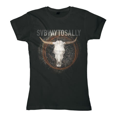 Fighting Bull T-shirt Online Shop Subway To Sally Kleidung & Accessoires