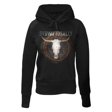 √Bull In The Woods von Subway To Sally - Girlie hooded sweater jetzt im Subway To Sally Shop